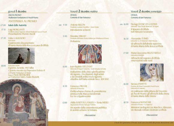 Civiltà urbana e committenze artistiche  al tempo del Maestro di Offida (secoli XIV – XV)