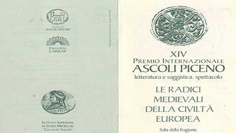 Le radici medievali della civiltà europea