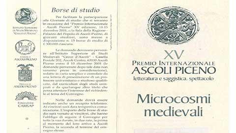 Microcosmi medievali