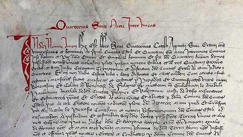 I catasti ascolani nei secoli XIV – XV come fonti socio-economiche