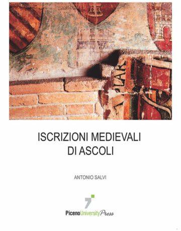 Iscrizioni Medievali Di Ascoli